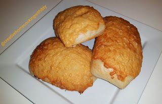 Creative Home Cooking With Ibty: Cheese Rolls