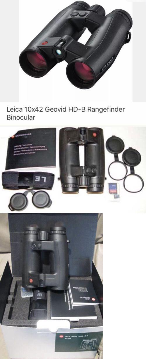 Hunting Binoculars 31711: Leica Geovid 10X42 Hd-B -> BUY IT NOW ONLY: $2150 on eBay!