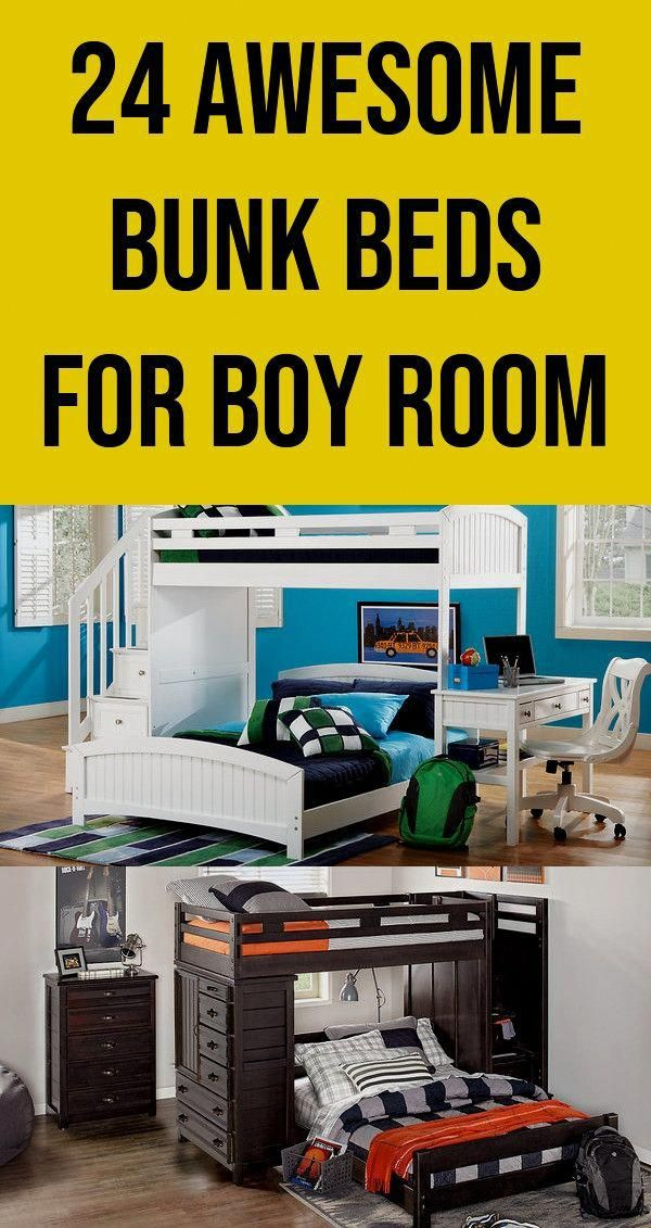 Best bunk beds for boy room For Kids 24 awesome bunk beds for boy