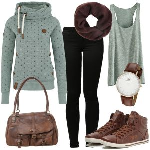Autumn outfits at FrauenOutfits.de