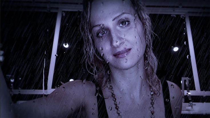RAIN of Self-Compassion MEDITATION | ASMR Gentle Rain Sounds  (Olivia Ki...