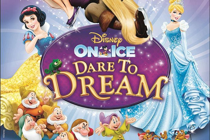 Disney on Ice Presents Dare to Dream and We've Got Tickets to Every City!  http://mumcentral.com.au/disney-ice-presents-dare-dream-weve-got-tickets-every-city/