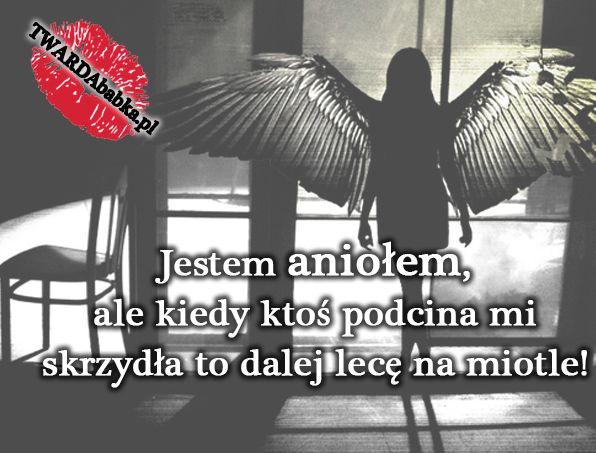 Taki ze mnie anioł!