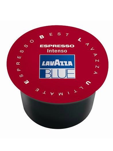#LavazzaBLUE #Espresso #Intenso Mini-Pack (50) Free shipping available for orders over $50! Check our shipping policies for details. This item is also kosher certified!  A full-bodied coffee blend of 40% Arabica (Brazil & Central America) and 60% Robusto (Southeast Asia) with an intense flavor and thick, persistent crema.