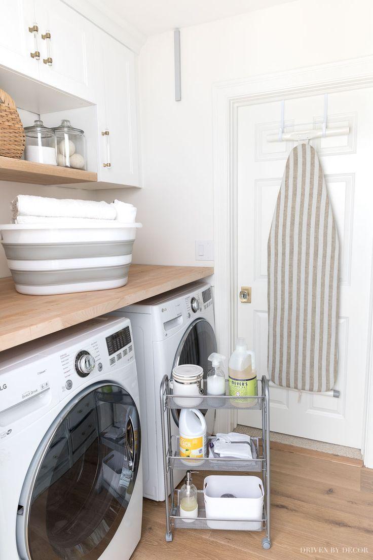 My Six Best Laundry Room Storage Ideas A Big Wayfair Clearout Sale Laundry Room Storage Small Laundry Room Organization Tiny Laundry Rooms