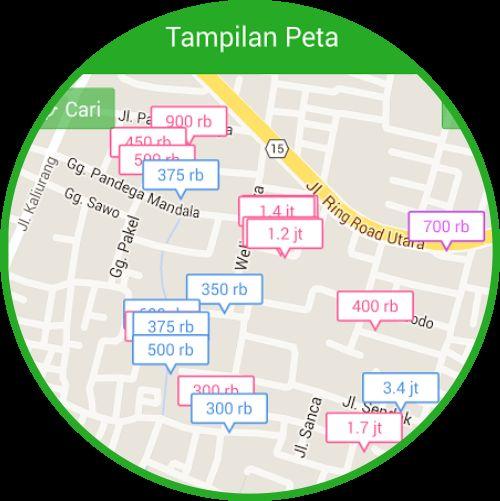 Cari info kost sekitar DI Yogyakarta? Cukup ketik lokasi yang kamu mau! Download aplikasi Mamikos sekarang!