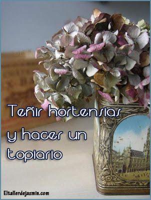56 mejores im genes de las hortensias en pinterest - Como secar hortensias ...