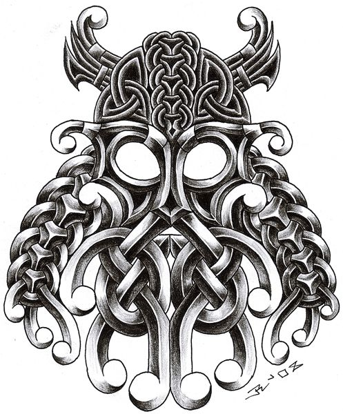 celtic viking 5 by roblfc1892.deviantart.com