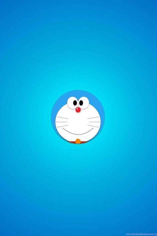 Doraemon Wallpapers On Behance Desktop Background Doraemon