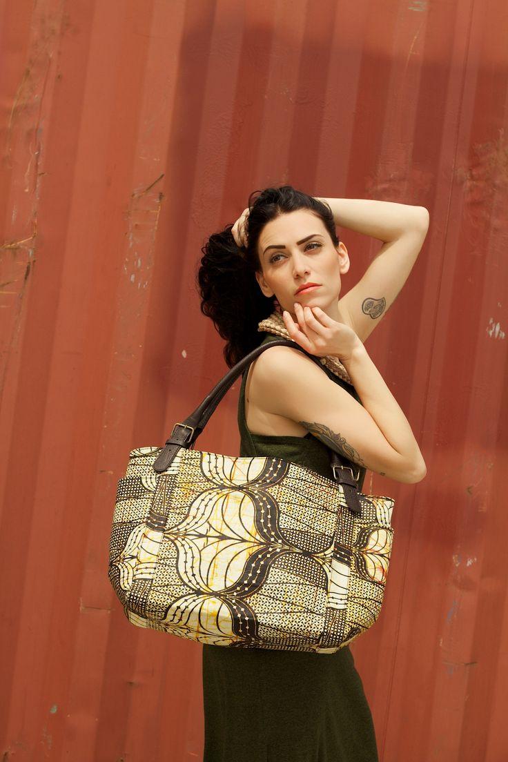 Le cabas LUX chez Mis Wude Modèle @giordanatiberi  http://miswude.com/categorie-produit/sacs/