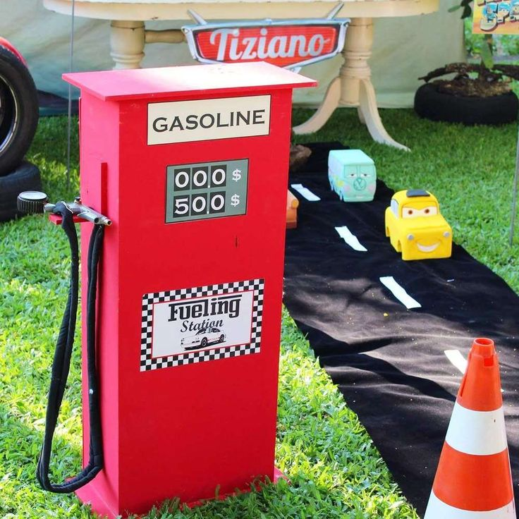 278 Best Images About Disney Cars Party Ideas On Pinterest