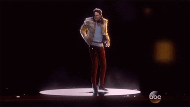 Michael Jackson's holographic return at the Billboard Music Awards.  #MichaelJackson