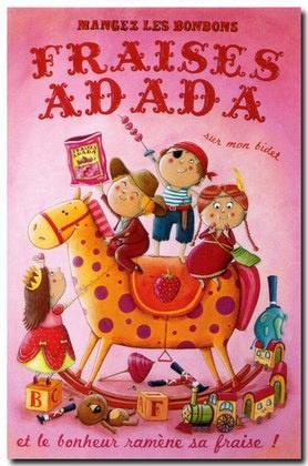 PIU Affiche Fraises Adada