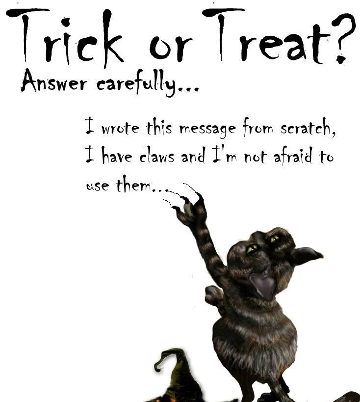 Attractive Funny Trick Or Treat Jokes. Halloween ...