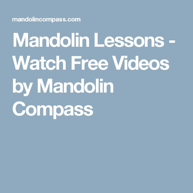 297 Best Mandolin Images On Pinterest Mandolin Songs Music And