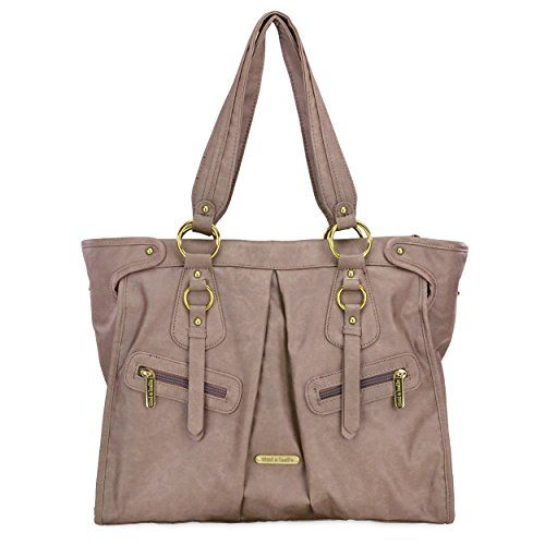 Quick and Easy Gift Ideas from the USA  timi & leslie Dawn 7-Piece Diaper Bag Set, Taupe http://welikedthis.com/timi-leslie-dawn-7-piece-diaper-bag-set-taupe #gifts #giftideas #welikedthisusa