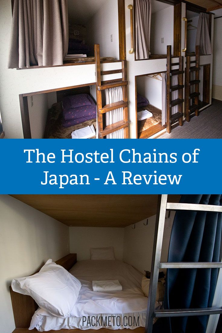 The Hostel Chains Of Japan In Review Japan Asia Travel Japan