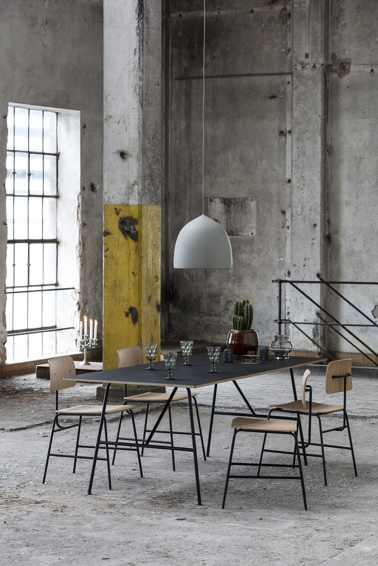 Come join this seating by the Sincera series // Bent Hansen