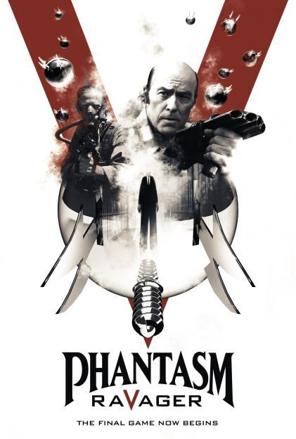 John's Horror Corner: Phantasm V: Ravager (2016), an unworthy apocalyptic end to a once great franchise.   Movies, Films & Flix
