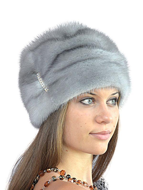 Зимние шапки женские из меха своими руками