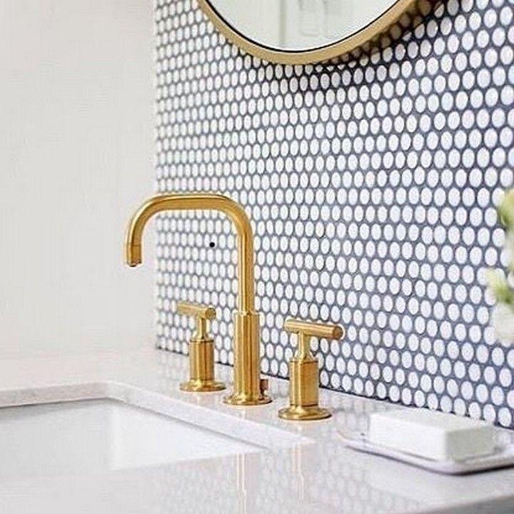 Trendy Penny Tiles Ideas For Bathrooms Penny Tiles Bathroom Floor Blue Bathroom Tile Penny Tiles Bathroom