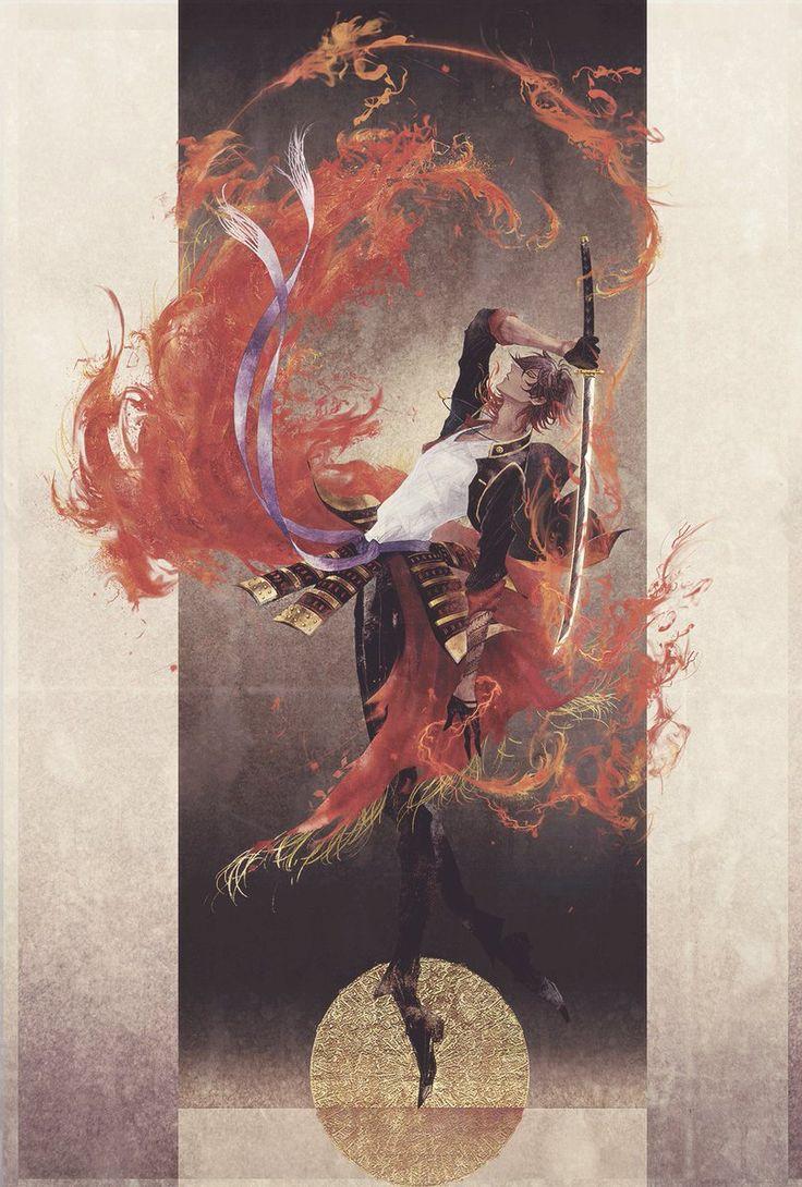 【刀剣乱舞】とある審神者の大倶利伽羅イラスト : とうらぶ速報~刀剣乱舞まとめブログ~