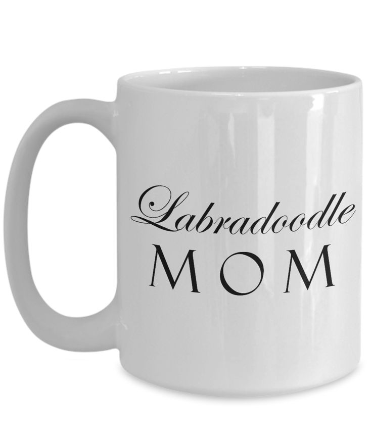 Labradoodle Mom - 15oz Mug