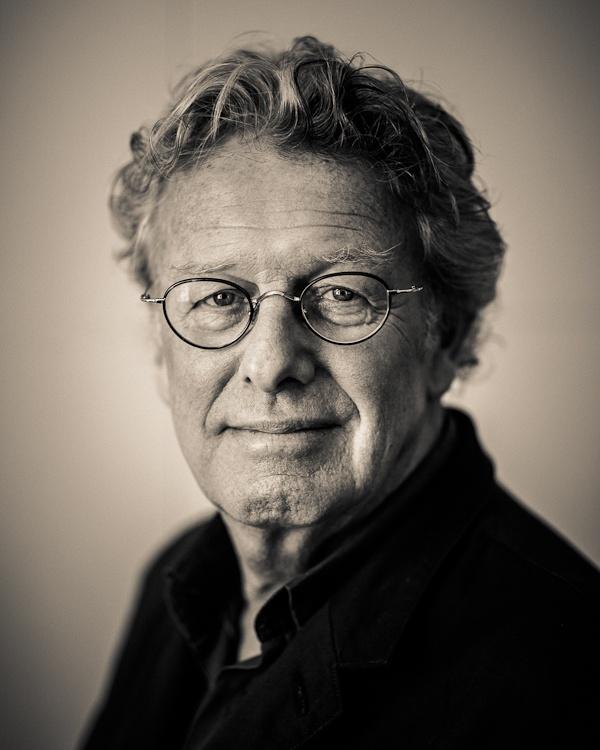 Dutch Designer Jan des Bouvrie, foto Hans de Kort
