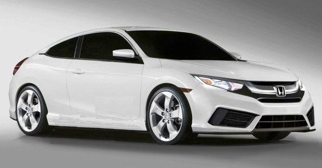 2016 Honda Civic Coupe Price