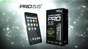AIS Super Combo Pro 5.5 unboxing with Review