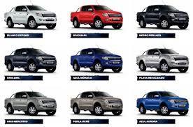 Resultado de imagen para precios de ford ranger y toyota hilux camionetas