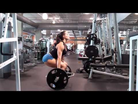 Deadlifts - one of the most underrated exercises. Use a hex bar to mix things up.