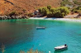 gerolimenas beach