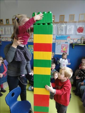 toren bouwen