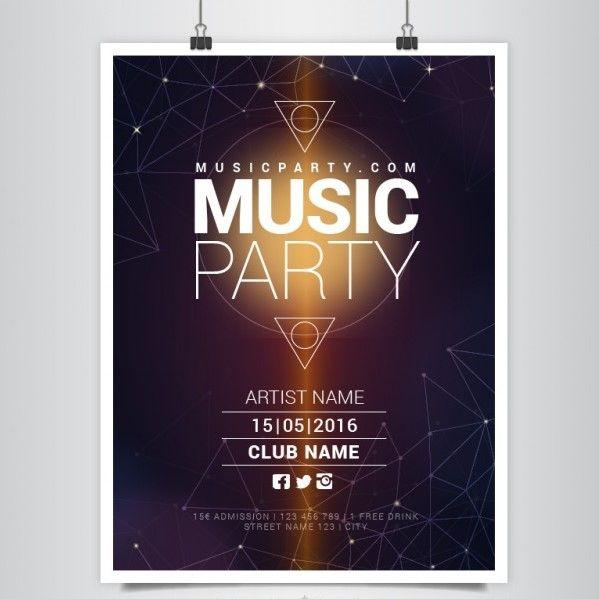 The 25+ best Custom poster maker ideas on Pinterest Custom - club flyer maker