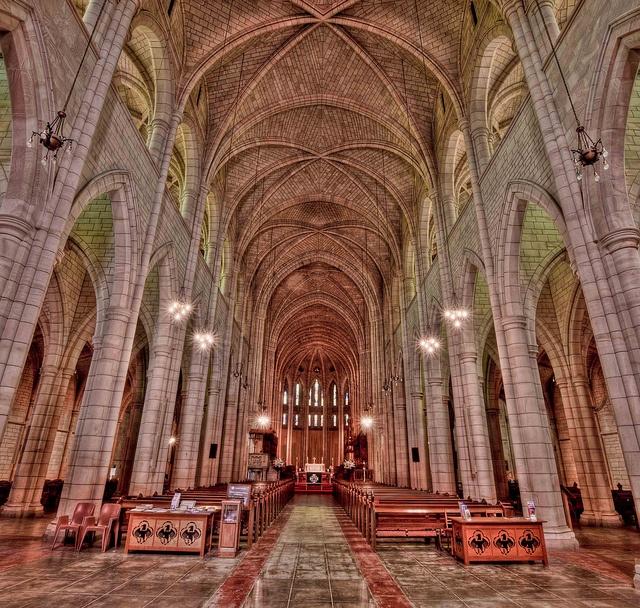 St John's Cathedral Brisbane by ChikaraMakkon, via Flickr