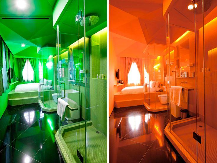 Wanderlust Hotel / Asylum, phunk Studio, fFurious and DP Architects