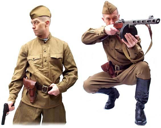 d day german soldiers