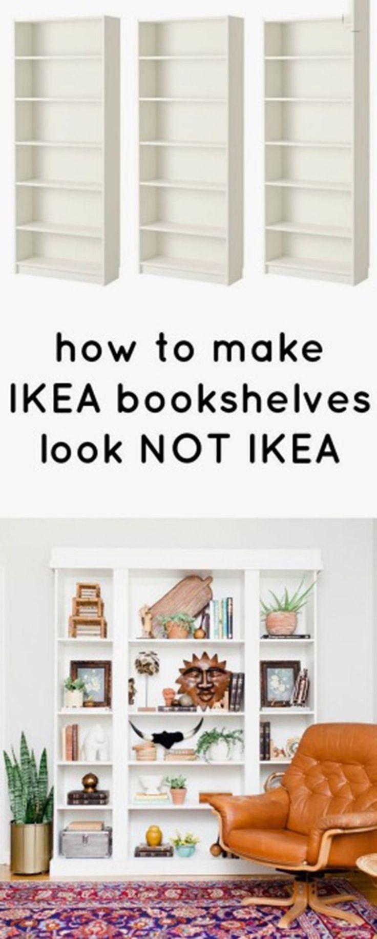 Best 25 Ikea Billy Bookcase Ideas On Pinterest Billy