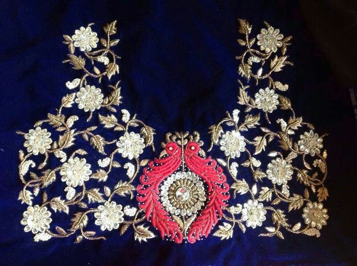 broderie india