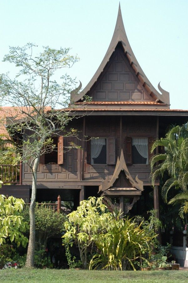 Thailand House Design: 43 Best Images About My Thai House On Pinterest