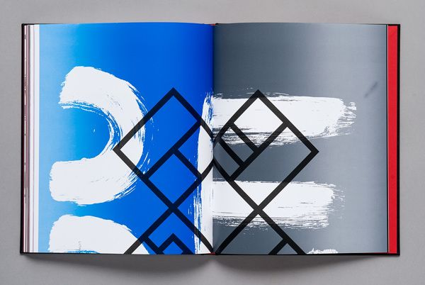 N°3 / OBLIQUE by Aris Zenone, via Behance