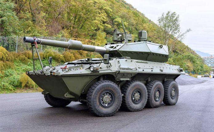 Angkatan Darat Italia Akan Beli Kendaraan Anti-tank Centauro II 8x8 | http://www.hobbymiliter.com/4477/angkatan-darat-italia-akan-beli-centauro-ii/