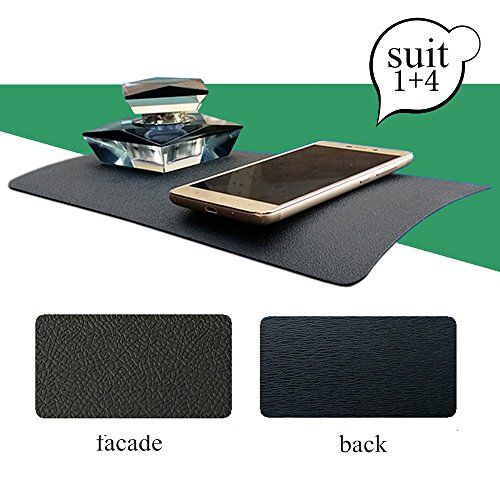 Both Sides design 1Larger+4small pad Car Dashboard Anti Slip Mat Non-slip Pad For Key Cell Phone Iphone Smart Mobile phone Parking GPS Holders. For product info go to:  https://www.caraccessoriesonlinemarket.com/both-sides-design-1larger4small-pad-car-dashboard-anti-slip-mat-non-slip-pad-for-key-cell-phone-iphone-smart-mobile-phone-parking-gps-holders/
