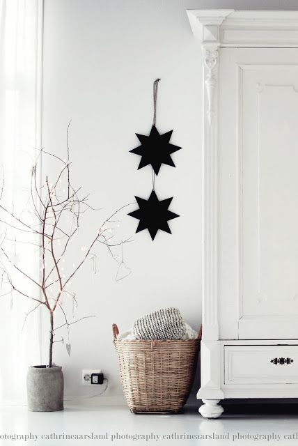 don't like the black stars, but have similar hutch...think it needs to get painted. :)