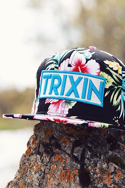 Island_Breeze_Front TRIXIN Clothing Hats