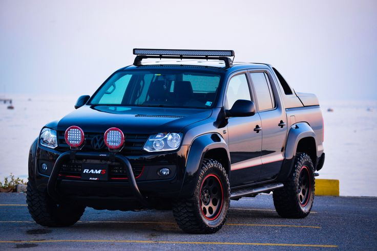 VW Amarok. http://ramscarsales.com/
