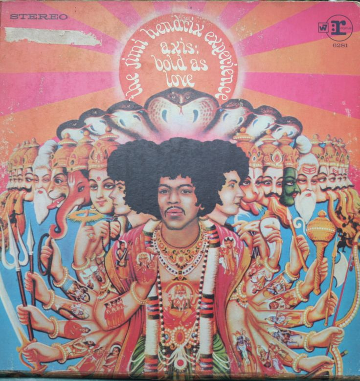 a look at the musical career and albums of jimi hendrix experience After the heady daze and smorgasbord of musical treasures of 1967, 1968 was  the year  also folk and blues revivals as artists looked to the past as they moved  forward  6 the jimi hendrix experience – electric ladyland  motifs of his  second solo album throughout his career, to gardens wet with rain,.