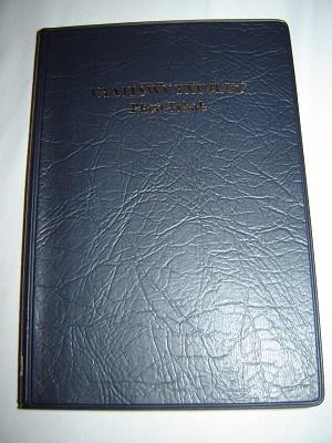 Blue Hmong New Testament / VAAJTSWV TXUJLUG Phoo Tshab [Vinyl Bound]
