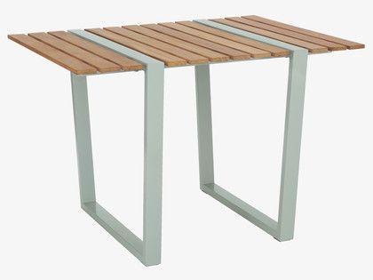 Garden table for balcony